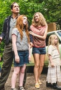 the glass castle - cast: brie larson, max greenfield, naomi watts, woody harrelson, sarah snook, dominic bogart