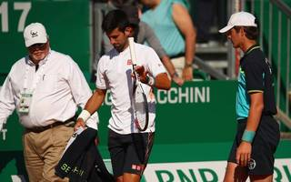 """djokovic splits with coaching staff for """"shock therapy"""" boost"""