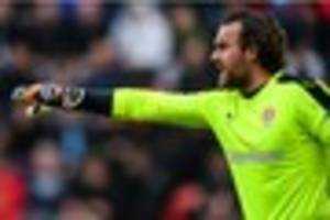former derby county keeper lee camp in talks with championship...