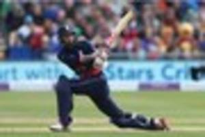 alex hales hits half century as england thrash ireland in first...