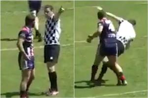 rugby player banned for life after this outrageously brutal attack on referee that stunned fans