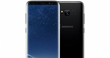 samsung galaxy s8 active surfaced in user agent string
