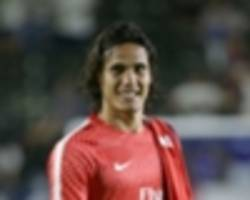ibrahimovic goal record not the aim for cavani at psg