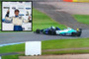 formula 4 driver billy monger gives first interview since crash...
