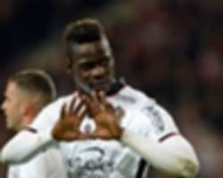 mario balotelli sets personal best league mark with 15 goals