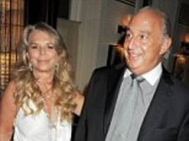 sir philip green and mike ashley drop in rich list