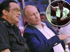 steven seagal banned from ukraine as 'security threat'