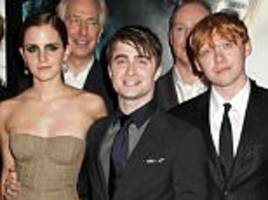 harry potter trio lead rich list of young british stars