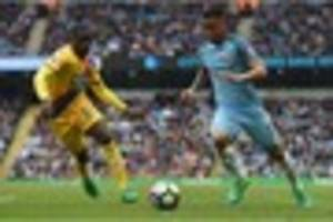 palace weren't 'at it' against manchester city, admits schlupp