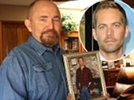 paul walker's dad on son's death and fate of the furious