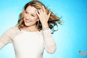 'twin peaks' star mädchen amick loves that shelly johnson is still a waitress (exclusive video)