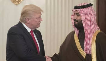 ron paul to president trump: cancel your saudi trip, play more golf