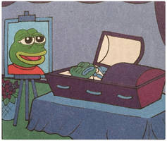 pepe the frog is officially dead