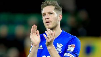 redknapp galvanised birmingham - city captain morrison