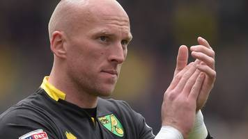 john ruddy: norwich city goalkeeper not surprised by release from carrow road