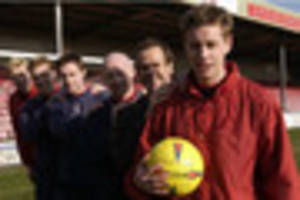 lincoln city legends to roll back the years in youth academy...