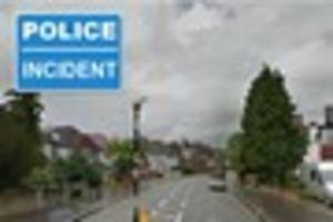 police investigating attempted arson attack after someone pours...