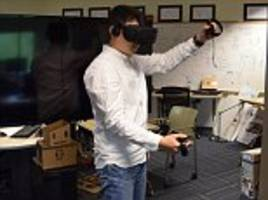 vr controllers are leading to 'gorilla arm' fatigue