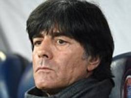 china deny £42m move to make joachim low their new manager