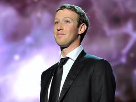mark zuckerberg has spoken with trump multiple times since the election (fb)