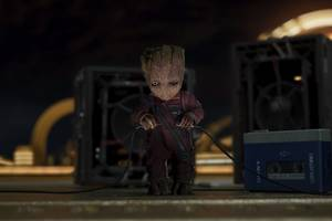 please let the first teen groot figurine also be the last