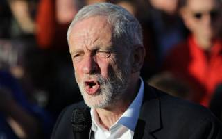 corbyn threatens to come after 'greedy bankers and crooked financiers'