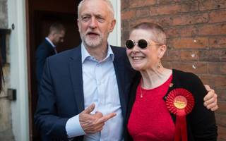 surprise? corbyn says he won't quit even if labour loses the election