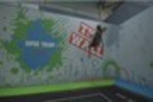 this brilliant new feature will help plymouth trampoline park up...