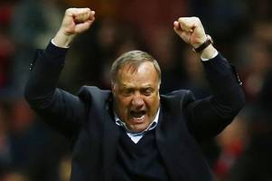 former rangers boss dick advocaat named holland coach for the third time