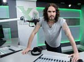 xfm put 10-second delay on russell brand's radio show