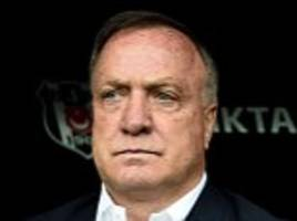 dick advocaat insists he did not push for holland job