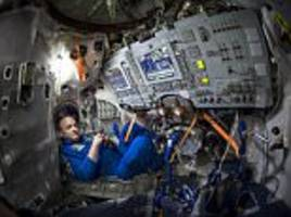 spaceflight decreases astronauts' physical fitness