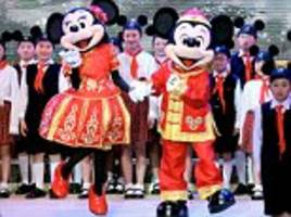 disneyland shanghai gets almost 10m visitors in a year