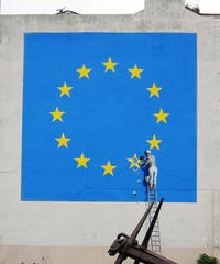 Why Is Banksy's Latest Mural Causing A Stir?