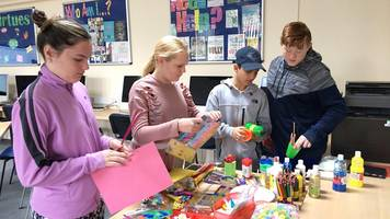 switch project uses art to help excluded pupils
