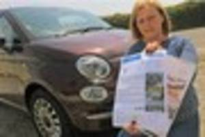 mother and daughter issued penalty notices for driving around...
