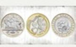 the £2 coins that could be worth a small fortune