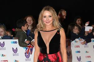 carol vorderman 'didn't see point in carrying on' as she battled depression during menopause
