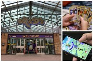 pokémon trading card event comes to m&d's theme park next bank holiday weekend