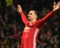'king ibrahimovic can be incredibly annoying' - man utd striker used to irk forsberg