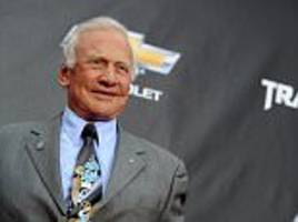 if nasa wants to reach mars ditch the iss says buzz aldrin
