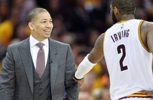 Cleveland coach Ty Lue compares Cavs-Warriors to Celtics-Lakers