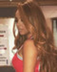 too hot to handle: jesy nelson leaves fans drooling with mega rump reveal