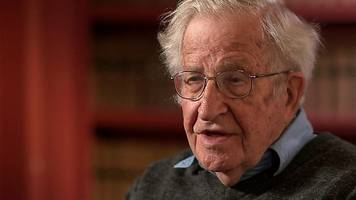 chomsky: republicans 'dangerous' on climate