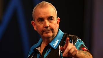 premier league darts: phil taylor to meet peter wright in play-offs