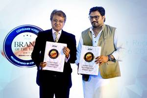 indian consumers vote their most recommended 'brand of the year 2017'