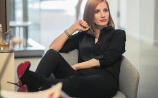 jessica chastain is a piece of work in miss sloane