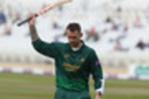 century from alex hales not enough for notts as durham seal...
