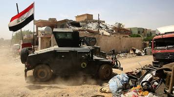 mosul battle will be finished within days - iraqi army chief