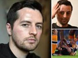 ryan mason: 'it was like a bomb going off in my head'